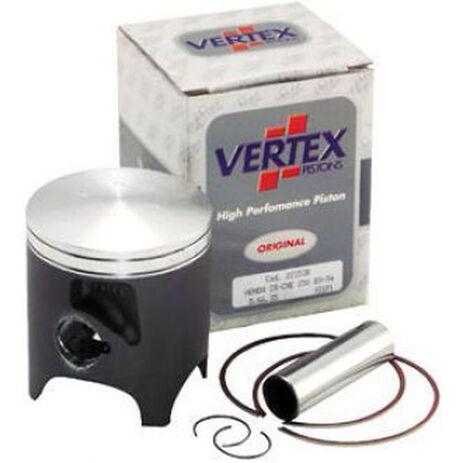 _Vertex Kolben Honda 250 CR 89-96 Suzuki RM 250 96-99 2 Ring | 2386 | Greenland MX_