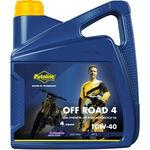 _Putoline 4 Takt TM Off Road Öl 4 10W-40 4 Liter | PT70392 | Greenland MX_