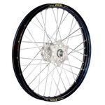 _Talon-Excel Vorderrad Suzuki RM 80/85 89-..17 x 1.40 Silber-Schwarz | TW711HSBK | Greenland MX_