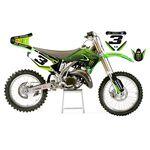 _Komplett Aufkleber Kit Kawasaki KX 125/250 03-08 Eli Tomac | SK-KX152503ET | Greenland MX_