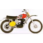 _Husqvarna Cross 400 1970 Replica Bengt Aberg Model Bike   3HS1771000   Greenland MX_