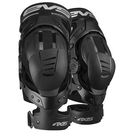 _EVS AXIS Sport Knieprotektoren Schwarz | EV-AXSPBK | Greenland MX_