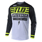 _Jersey Troy Lee Designs GP Air Bolt Gelb Fluo | 304190500 | Greenland MX_