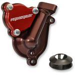 _Pro Circuit Wasserpumpendeckel mit Laufrad Kawasaki KX 250 F 17-20 | WPK17250 | Greenland MX_