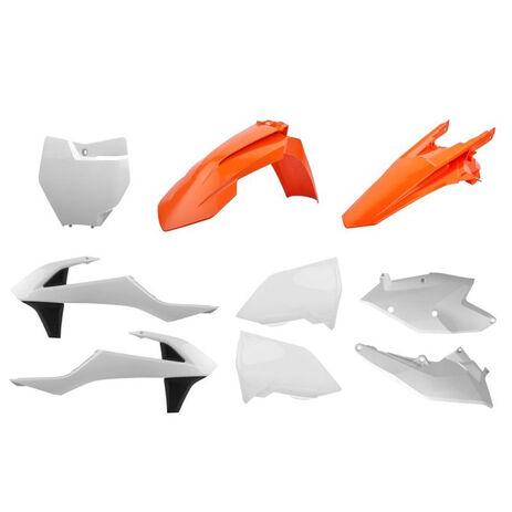 _Polisport Plastik Kit KTM SX-SX-F 16-18 OEM   90706   Greenland MX_