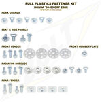 _Honda Bolt Schraubensatz für Plastics CRF 250 R 10-13 CRF 450 R 09-12 | BO-HON-091102 | Greenland MX_
