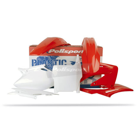 _Polisport Plastik Kit CRF 04 | 90109 | Greenland MX_