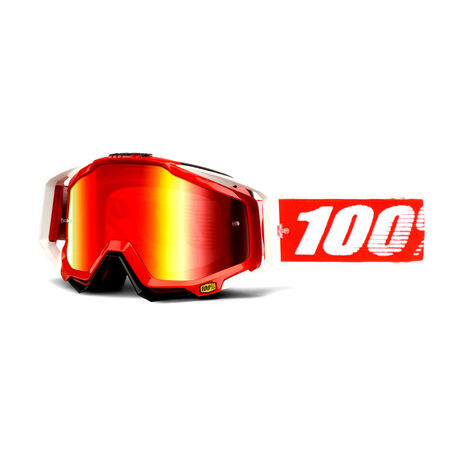 _100% Brillen Racecraft Mirror Lens | 50110-003-P | Greenland MX_