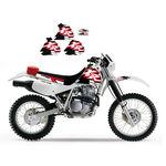 _Original Blackbird Aufkleber Kit Honda XR 250/400 96-04   2105   Greenland MX_