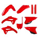 _Polisport Honda CRF 450 R 21-.. Full Plastik Kit | 91054-P | Greenland MX_