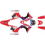 _Komplett Aufkleber Kit Honda CRF 450 R 17-19 Roczen Replica 2020 | SK-CRF20RC | Greenland MX_