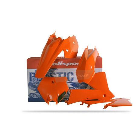 _Polisport Plastik Kit KTM SX 03-04 EXC 04 EXCF 04   90102   Greenland MX_