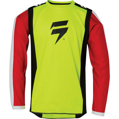 _Shift Whit3 Race 2 Kinder Jersey | 24166-130 | Greenland MX_