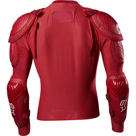 _Fox Titan Sport Body Protektoren-Jacke Rot | 24018-122 | Greenland MX_