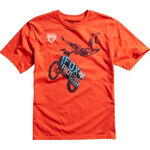 _Fox Moto Giant T-Shirt Youth Orange | 13270-472-P | Greenland MX_