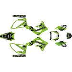 _Komplett Aufkleber Kit Kawasaki KX 450 F 12-15 Green Edition   SK-KX4501215GR-P   Greenland MX_