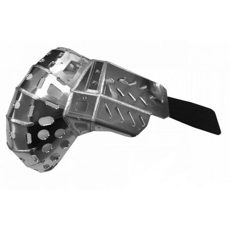 _Motorschutzplatte mit Auspuff  Schutzkappe P-Tech  Sherco SE-R 250/300 14-19   PK003   Greenland MX_