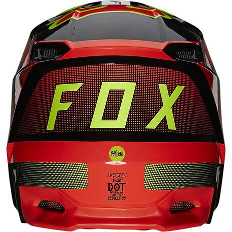 _Fox V2  Helm | 25147-367 | Greenland MX_