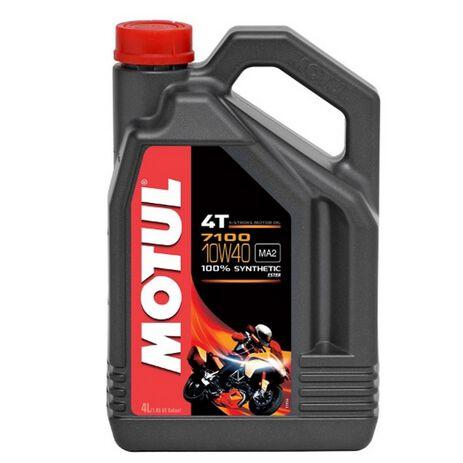 _Motul Öl  7100 OFF ROAD 10W40 4T 4L | MT-104092 | Greenland MX_