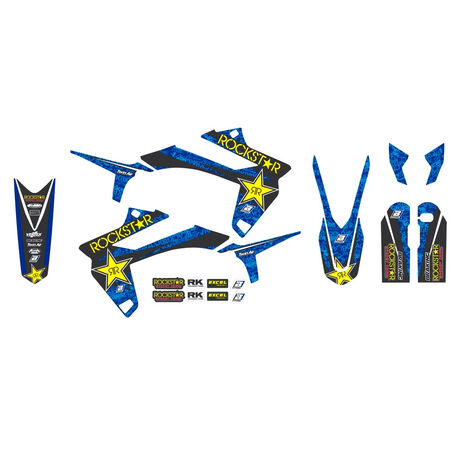 _Blackbird Kit Rockstar Energy Sherco SE/SE-F 13-16 | 2E00L | Greenland MX_
