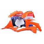_Polisport Plastik Kit KTM EXC/EXC-F 12-13 OEM   90517-P   Greenland MX_