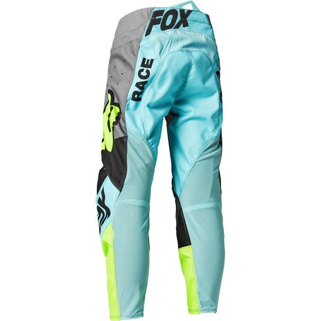 _Fox 180 Trice Kinder Hose Grau    26755-176   Greenland MX_