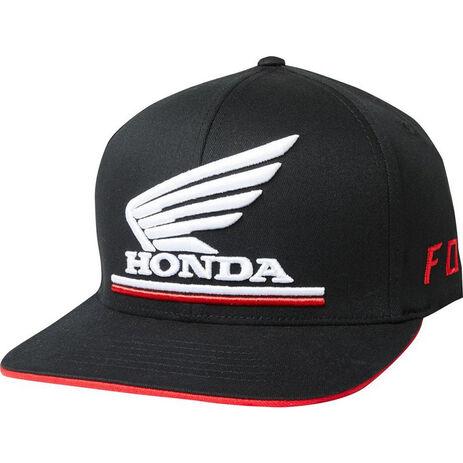 _Fox Honda Flexit Kappe Schwarz | 23017-001 | Greenland MX_