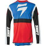 _Shift 3Lack Label Race Jersey Blau/Rot | 24142-149 | Greenland MX_