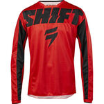 _Shift Weiß Label York Jersey | 21707-003 | Greenland MX_