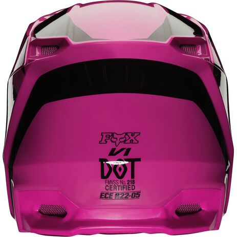 _Fox V1 Prix Helm Pink | 25471-170 | Greenland MX_