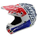 _Troy Lee Polyacrylite Factory Helm | 11100801-P | Greenland MX_