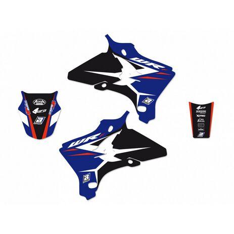 _Blackbird Dream 4 Aufkleber Kit Yamaha WR 250/450 F 05-06 | 2229N | Greenland MX_