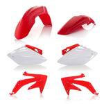 _Acerbis  Plastik Kit Honda CRF 250 R 04-05 OEM | 0007454.553.004 | Greenland MX_