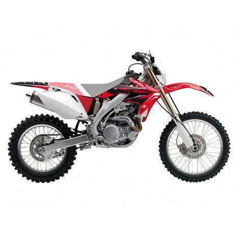_Blackbird Dream 4 Aufkleber Kit Honda CRF 450 X 04-16 | 2143N | Greenland MX_