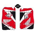 _Blackbird Honda CRF 250 R 10-13 CRF 450 R 09-12 Kühlergitter Aufkleber Kit | A101N | Greenland MX_