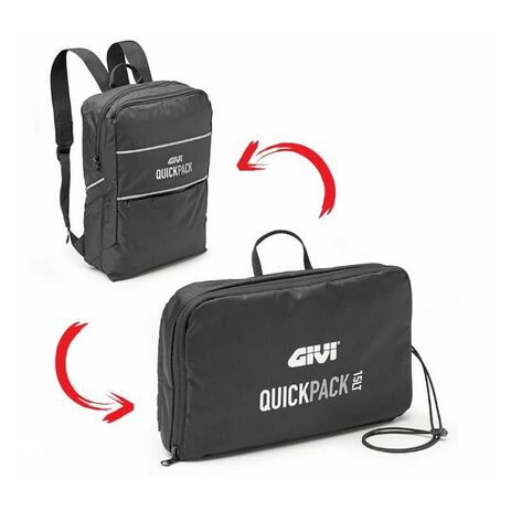 _Quickpack Givi 15 L. | T521 | Greenland MX_