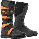 _Stiefel Thor Blitz XP Schwartz/Orange   3410-2200-P   Greenland MX_