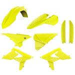 _Plastik Satz Komplett Kit Polisport Beta RR 2T/4T 13-17 Gelb Fluor | 90739 | Greenland MX_