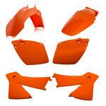 _Acerbis KTM SX-F 450/525 EXC-F 400/450/500 03 Plastik Kit Orange | 0007526.010 | Greenland MX_