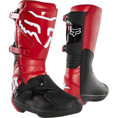_Fox Comp Stiefel Rot Flame | 25408-122 | Greenland MX_