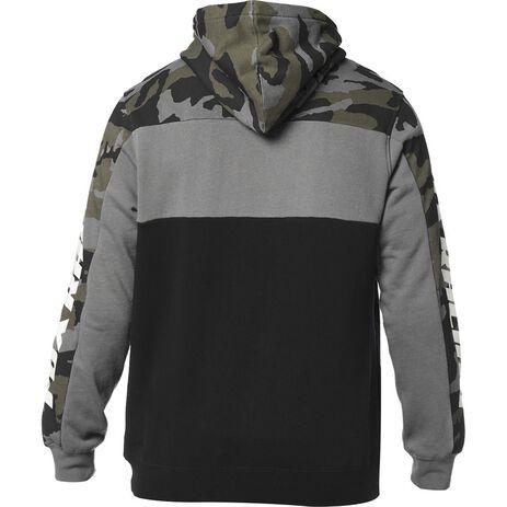 _Fox Charger Sweaatshirt Camo | 24758-027 | Greenland MX_