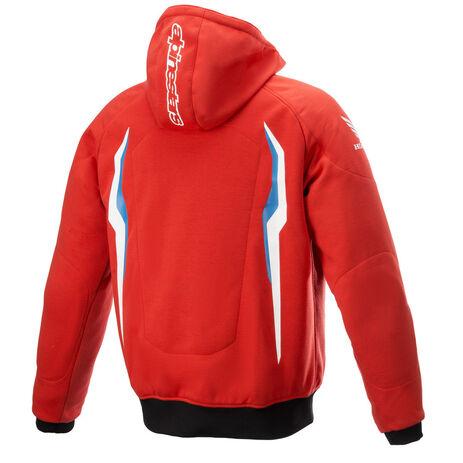 _Alpinestars Honda Chrome V2 Sport Kapuzenpullover Rot/Blau   4200821-3017   Greenland MX_
