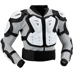 _Fox Titan Body Protektoren-Jacke Weiß   10050-008-P   Greenland MX_