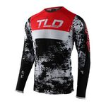 _Jersey Troy Lee Designs Ultra SE Schwartz/Rot   354893002-P   Greenland MX_