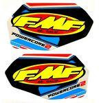_Aufkleber Endschalldämpfer FMF Power Core 2 Patriot | 014844 | Greenland MX_
