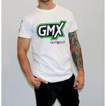 _Logo GMX T-Shirt Weiß   PU-TGMX16WT   Greenland MX_