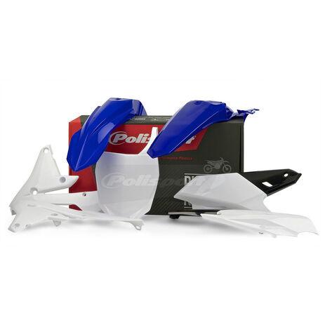 _Polisport Plastik Kit Yamaha YZ 250/450 F 2014-16 OEM   90581   Greenland MX_
