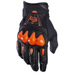 _Fox Bomber Handschuhe Schwarz /Orange | 03009-016-P | Greenland MX_
