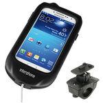 _Samsung Galaxy S4 Motorrad Halterung + Tasche Kit | SMGALAXYS4R | Greenland MX_