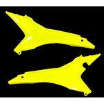 _Airbox Filterdeckel Honda CRF 250 R 14-16 CRF 450 13-16 EU Gelb Fluo | 0016892.061 | Greenland MX_